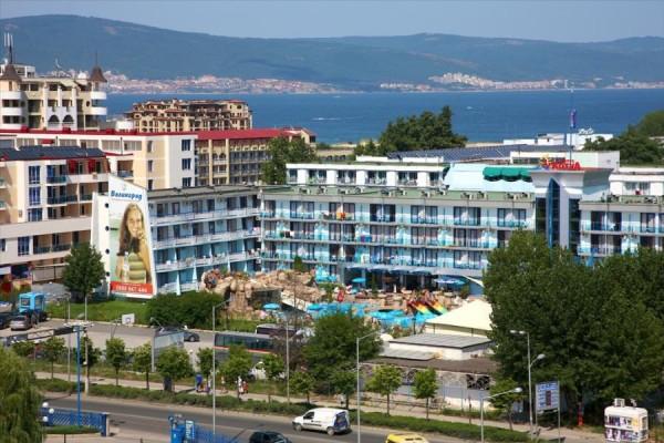 Hotel Kotva, Sluneční pobřeží, Bulharsko