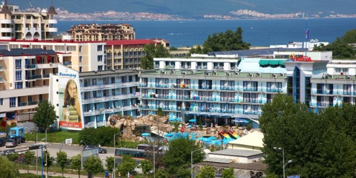 RECENZE: Hotel Kotva, Bulharsko