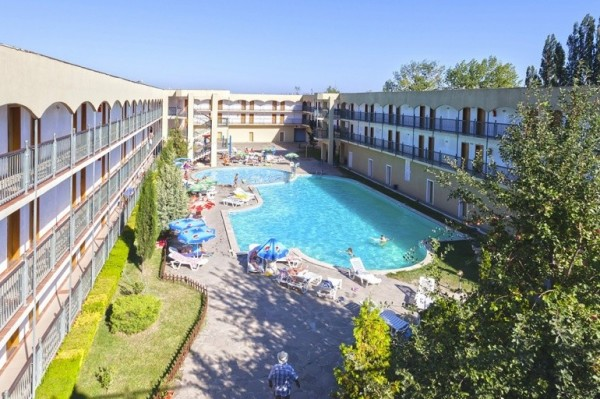 Hotel Amfora Slunečné pobřeží, Bulharsko