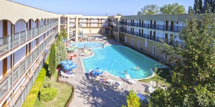 RECENZE: Hotel Amfora, Bulharsko