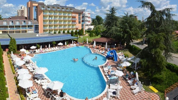 Hotel Bajkal Slunečné pobřeží